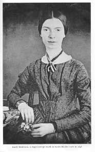 Emily Dickinson information