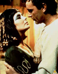antony and cleopatra relationship analysis