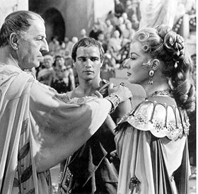 julius caesar and calpurnia relationship questions