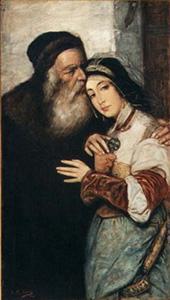 the merchant of venice portia and bassanio