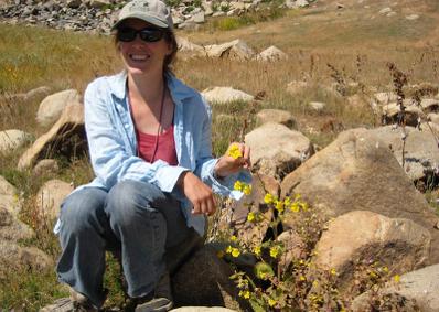 Assistant Professor Dena Grossenbacher